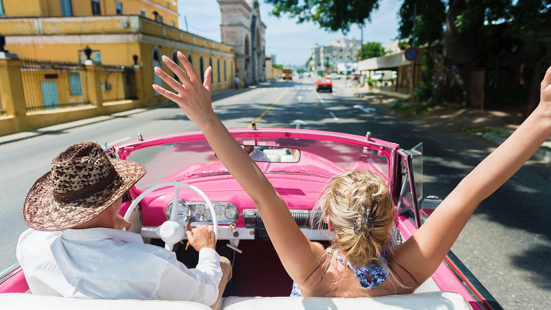 Encanto cubano en pareja