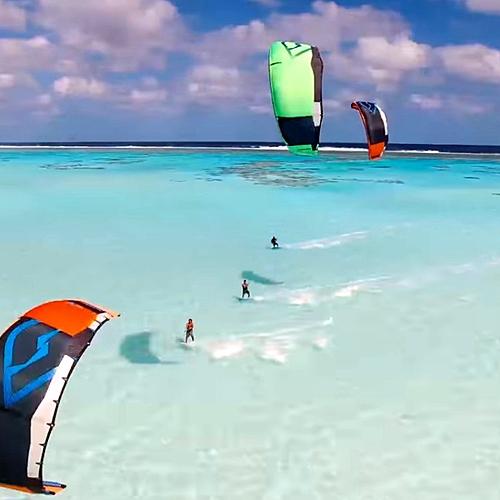 Randonnée kitesurf et downwind - Tuléar -