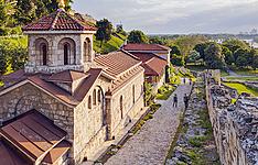 Au rythme de la vie de la campagne Serbe