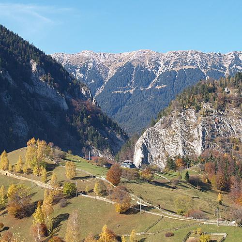 Randonnée dans les Carpates -