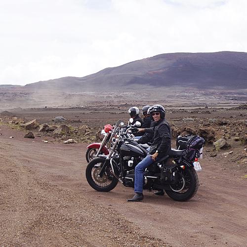 Votre Road Trip moto à la Réunion - La Réunion -