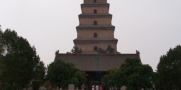 Gran Pagoda del Ganso Salvaje @Didier Deshayes