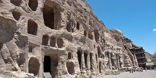 Algunas de las más de 251 grutas ostentosamente ornamentadas @flickr cc Patrick Streule