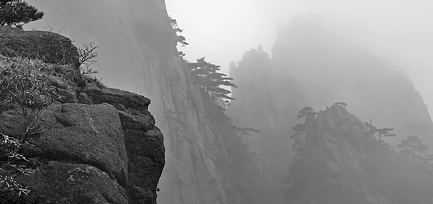 Magnifiques paysages, en couleur ou en noir@blanc @flickr cc Chi King