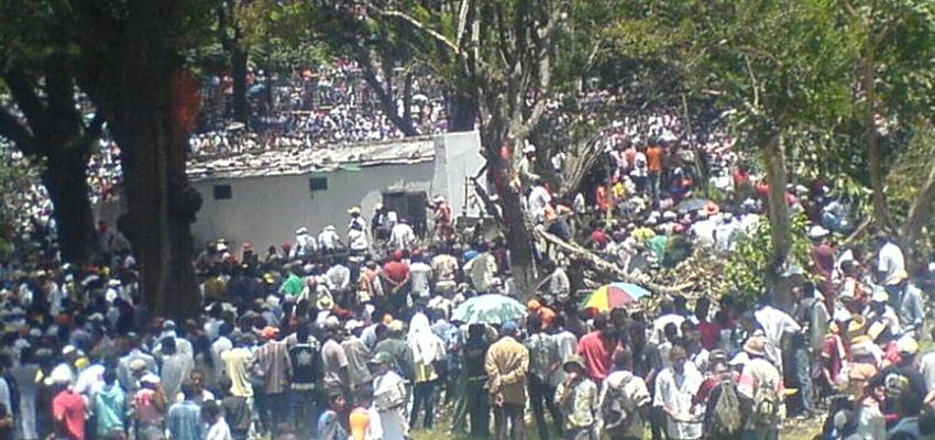 Demonstration in Madagascar @flickrcc Tanandriamirado