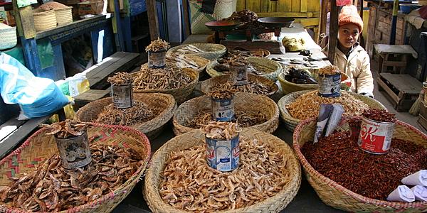 Mercado en Antananarivo @flickr cc ZanferrariMarco