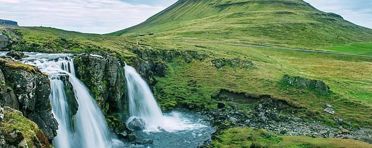 Fiordos del Noreste y la Península de la Snaefellnes