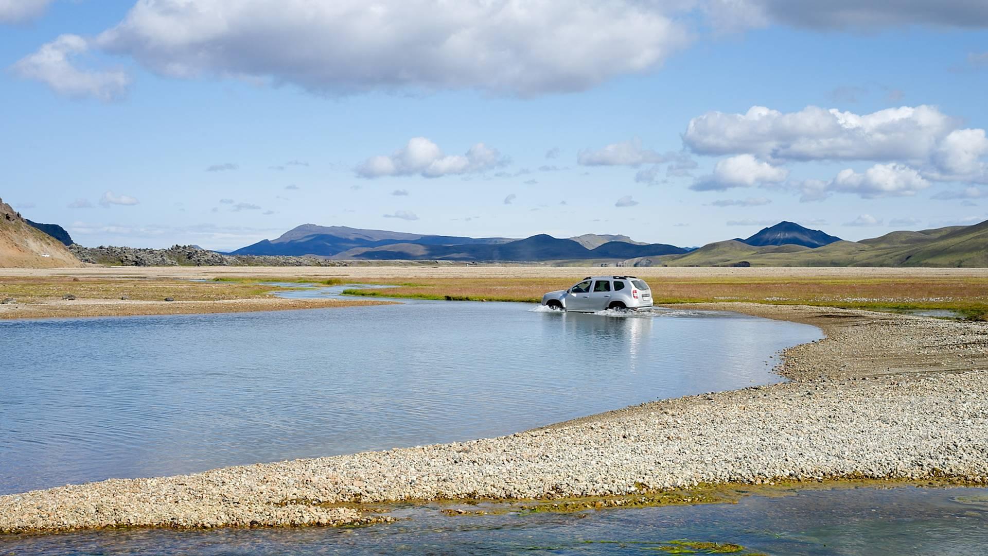 Ruta por la Islandia más salvaje en 4x4