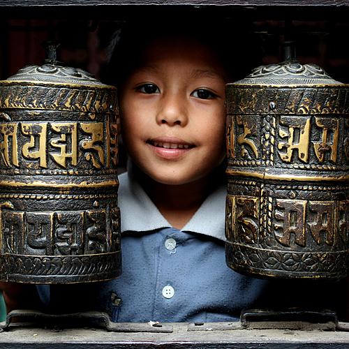 Le Népal en Famille - Katmandou -