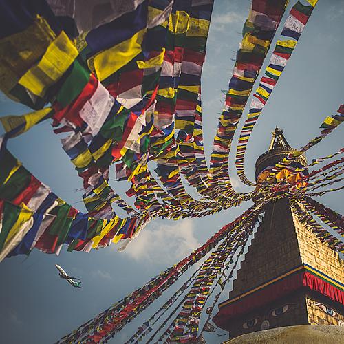 Entre culture et nature - Katmandou -
