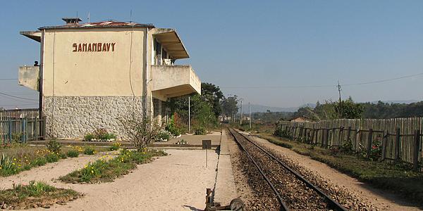 Gare de Sahambavy @flickr cc ecololo
