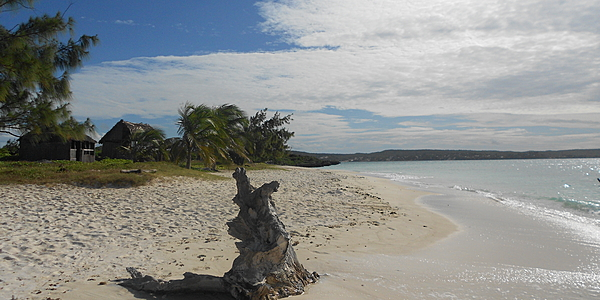 L'île de Nosy Diego