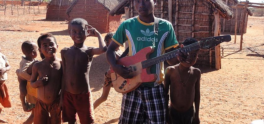 Jeunes habitants du sud du pays @hoffmann Simon