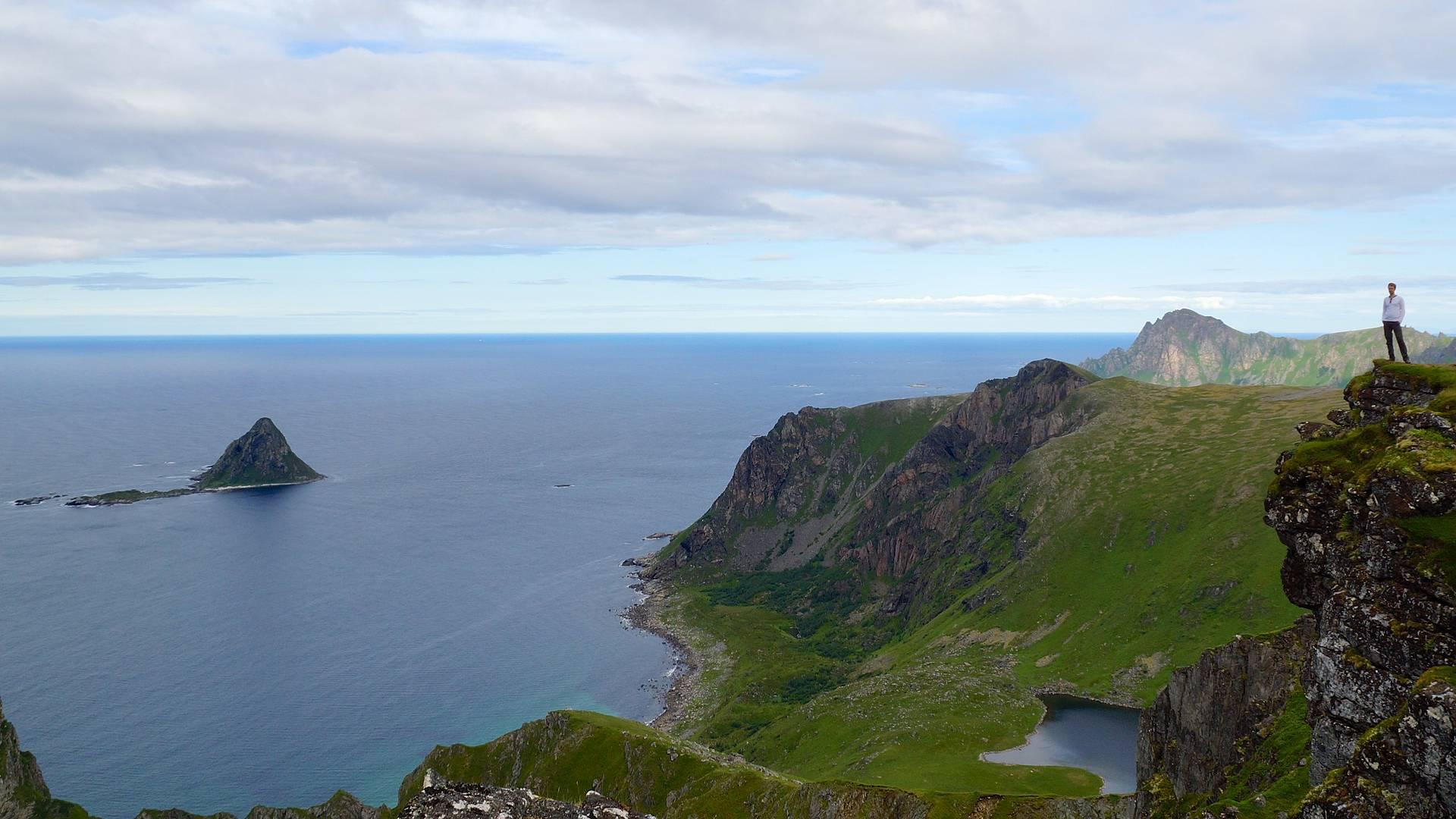 Tour in auto nelle isole Lofoten e Vesteralen