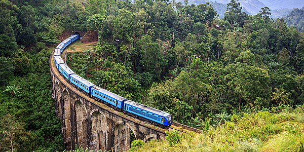 Train Ella Sri Lanka