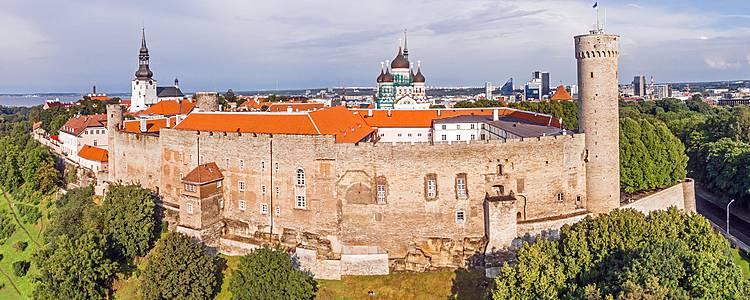 Mit dem Mietwagen durch Estland