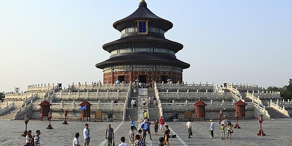 El Templo del cielo, Pekín