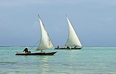 Romance et sensation, détente et kite surf