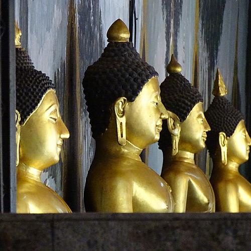 Bangkok, le Nord et Koh Samui - Bangkok -