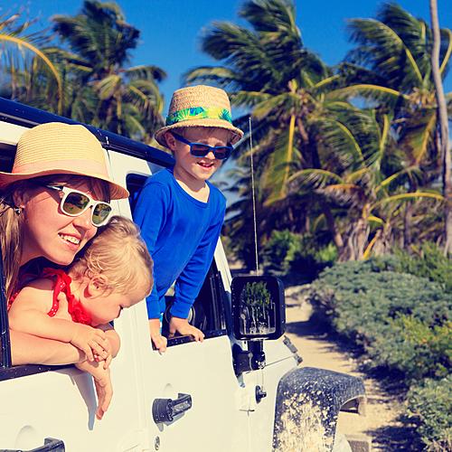 Autotour dans le Yucatan spécial familles - Cancún -
