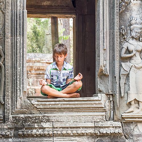 Aventures khmères avec vos ados - Phnom Penh -