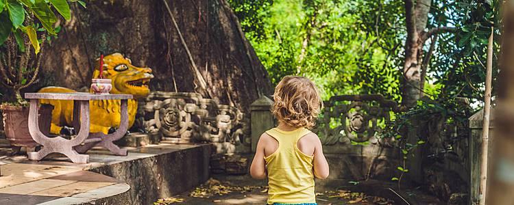 Les petits aventuriers d'Angkor