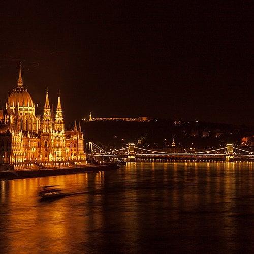 4 jours, 4 siècles de Hongrie! - Budapest -