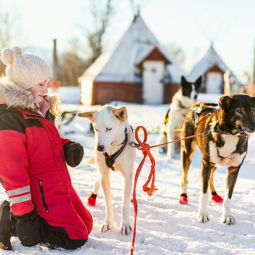 Oslo en hiver, activités en famille -