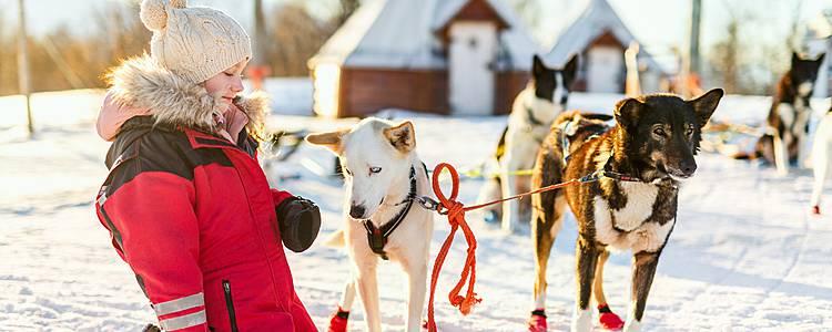 En famille - Oslo et sa région en hiver