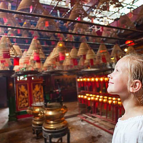 En famille au pays de Kungfu Panda - Beijing -