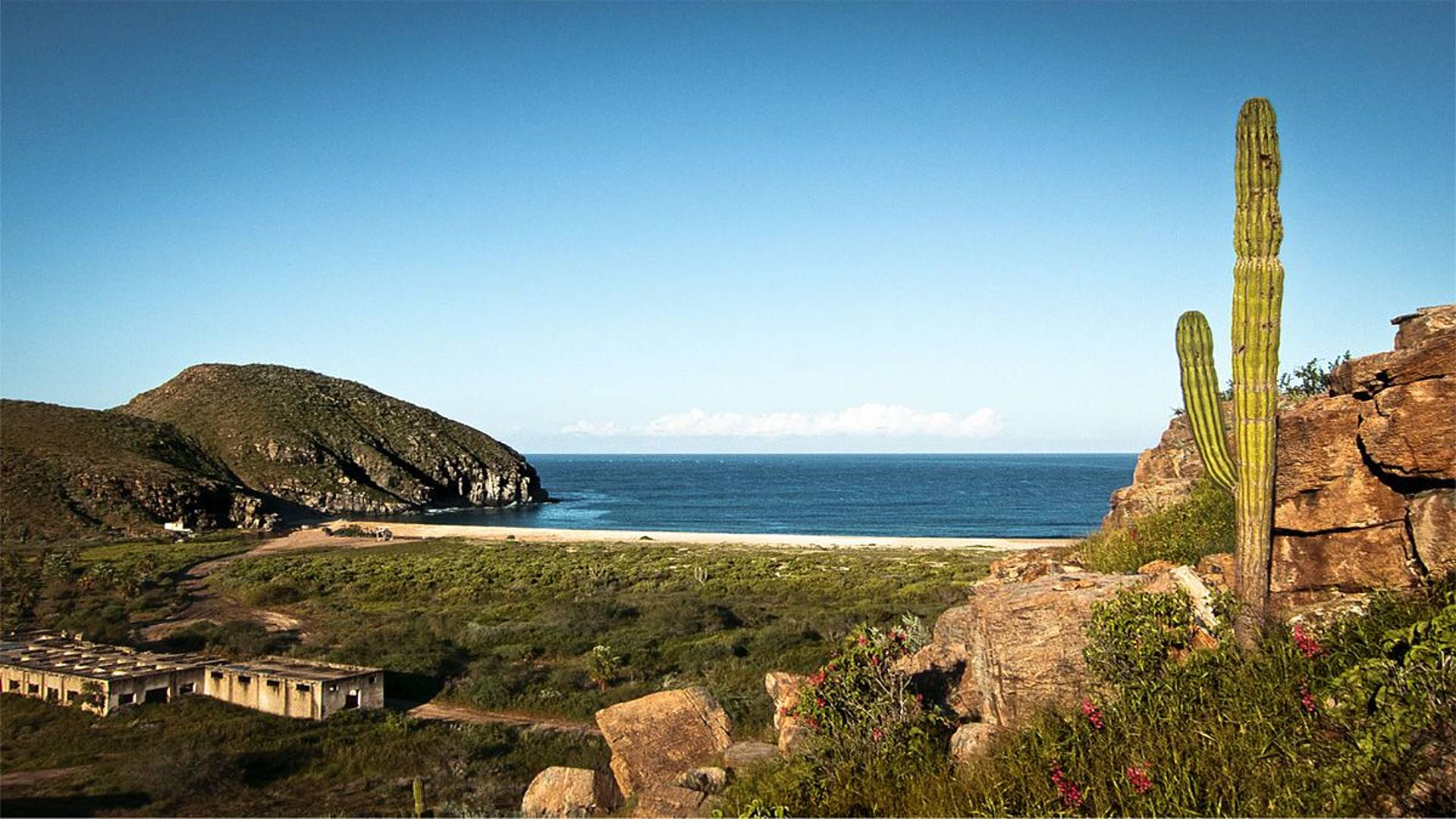 Road trip in autonomia in Baja California