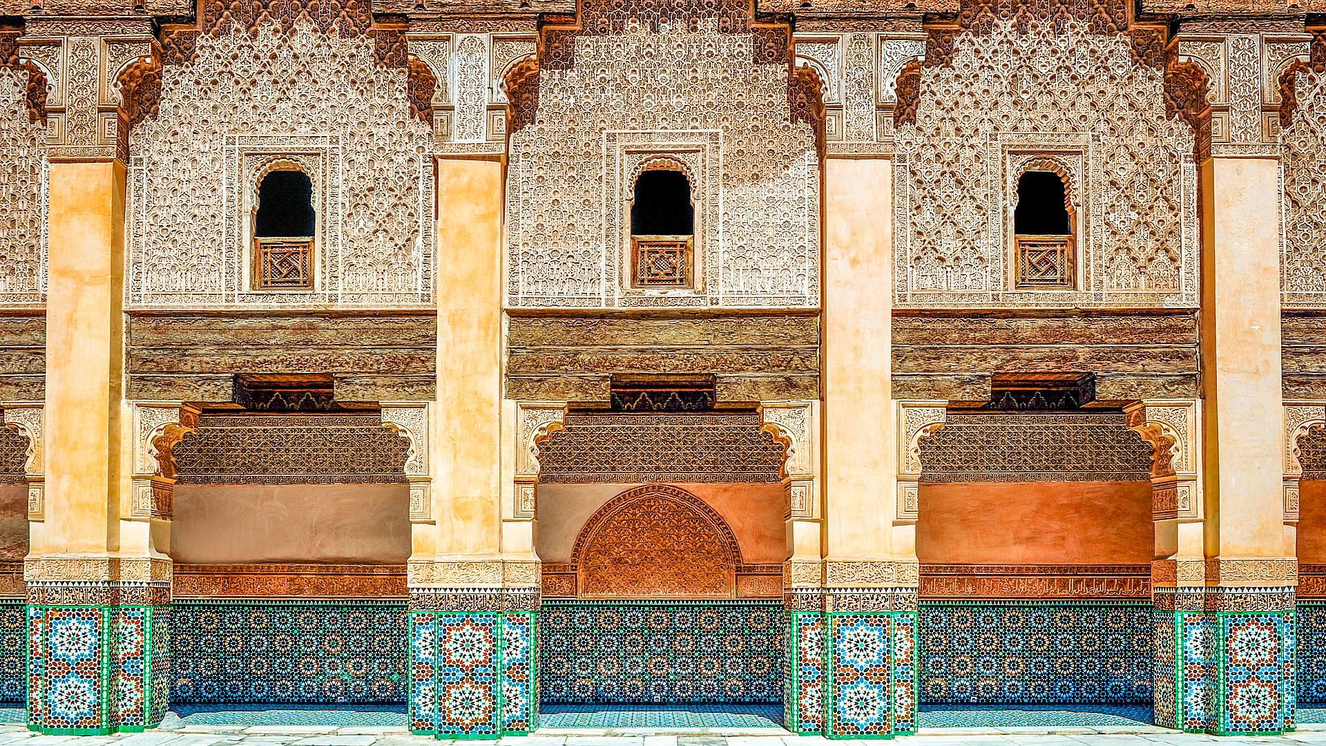 Relax e benessere tra i mille profumi di Marrakech
