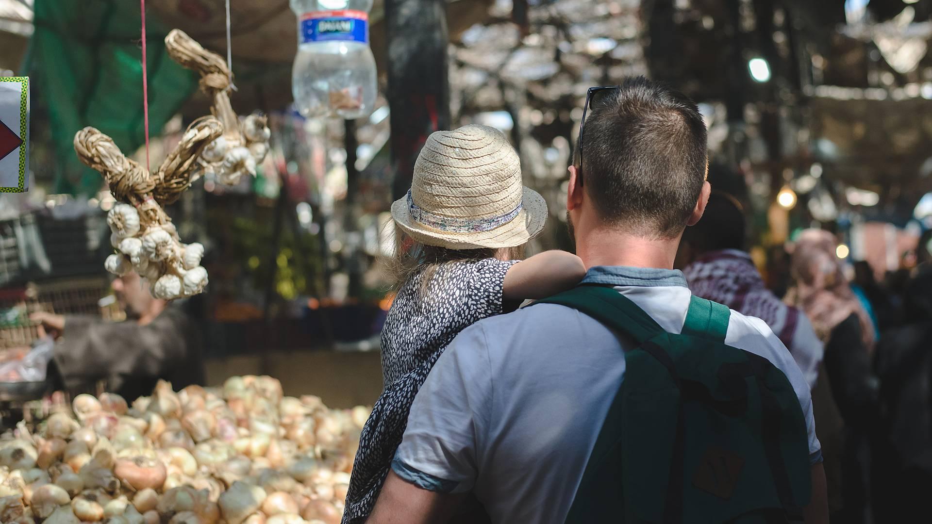 Break original en famille à Marrakech
