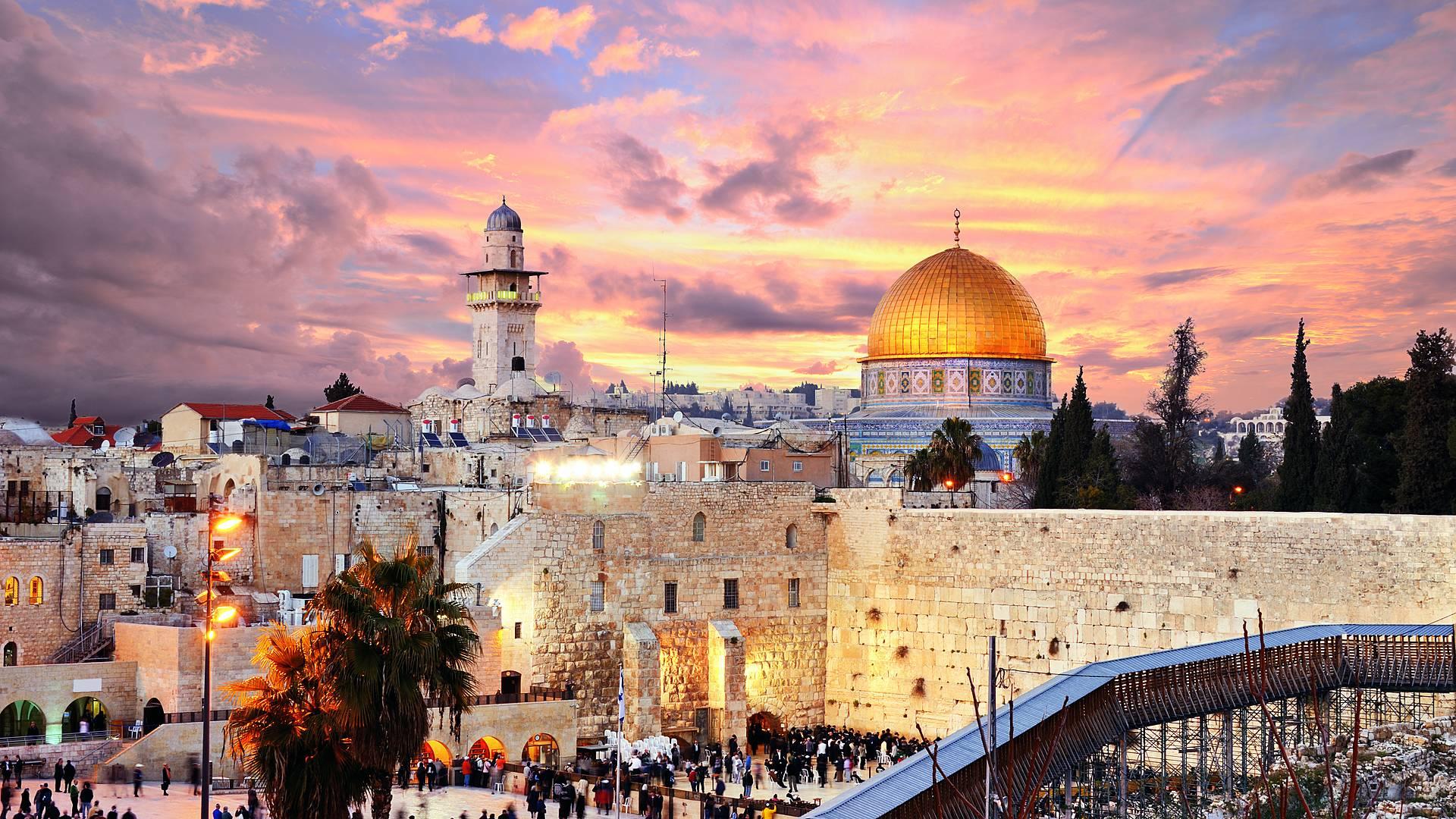 Auf den Spuren der Bibel - Kombination mit Israel