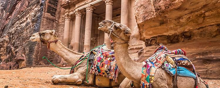Gruppenreise zwischen Amman und Wadi Rum