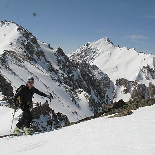 Ski de randonnée - Bichkek -