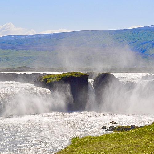 Lac aux mille cratères, désert minéral et villages pittoresques du Nord - Reykjavik -