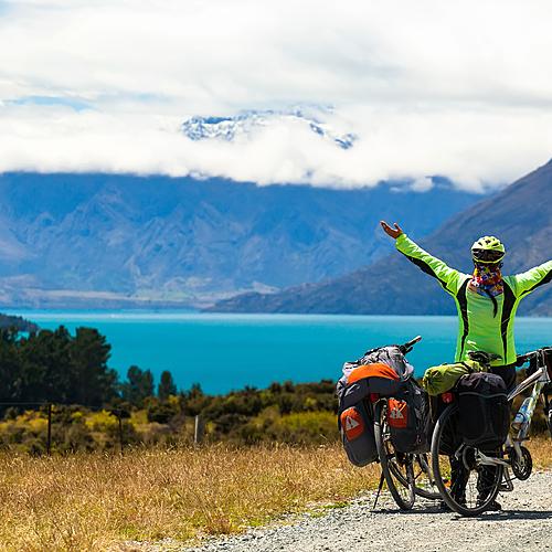 Les deux îles à vélo - Auckland -