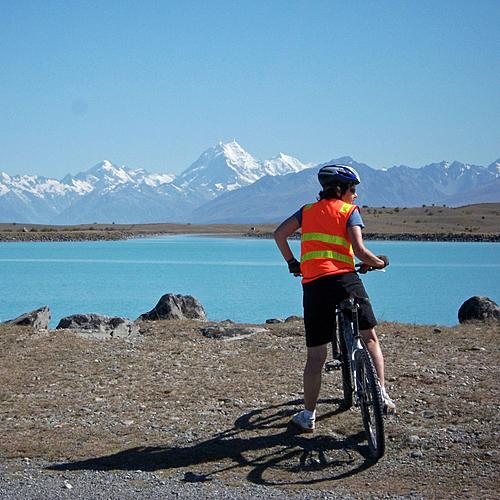L'Île du Sud à Vélo - Christchurch -