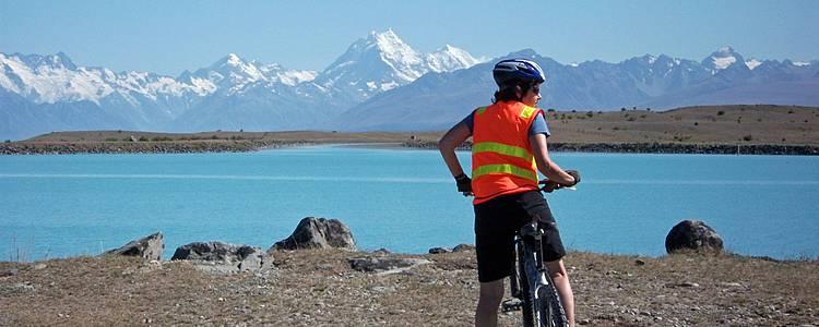 L'Île du Sud à Vélo