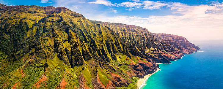 Costa Oeste y Hawaï