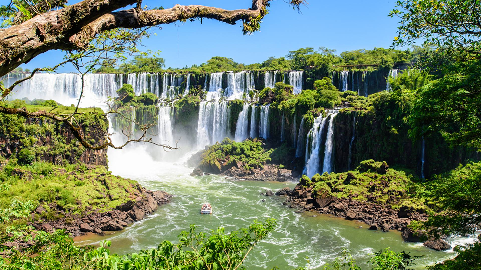 Patagonia argentina e Iguazú