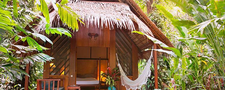 Romántica aventura y naturaleza con encanto