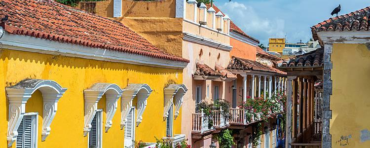 Cartagena, Santa Marta y Tayrona (boutique)