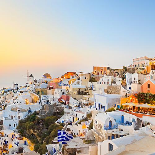 Découverte des Cyclades et maisons blanches! - Athènes -