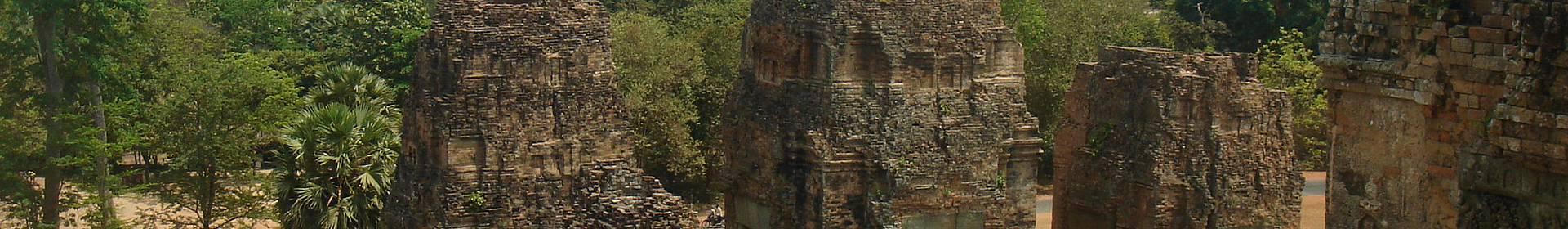 Le Nord-Ouest et les temples d'Angkor