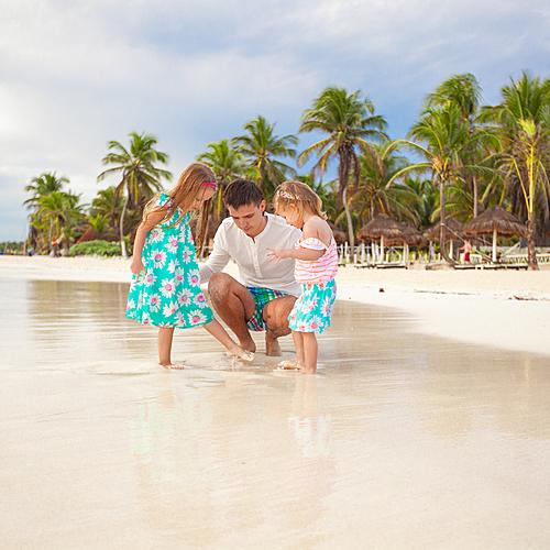 Road trip maya en famille - Cancún -