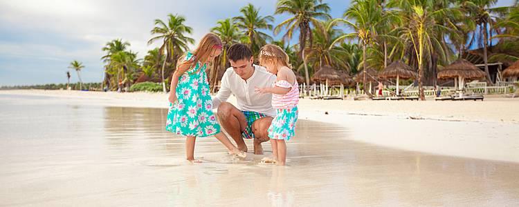 Road trip maya en famille