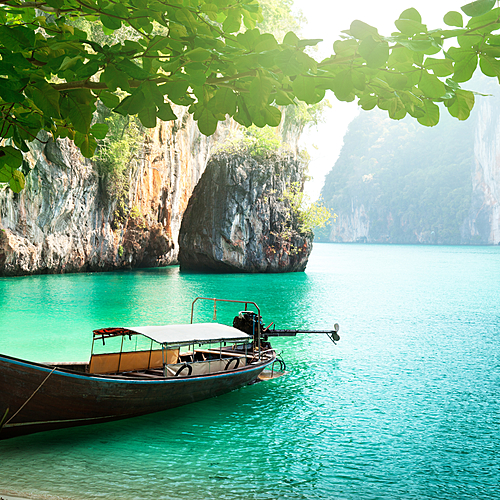 Circuit éco-responsable, de Bangkok jusqu'à Krabi - Bangkok -