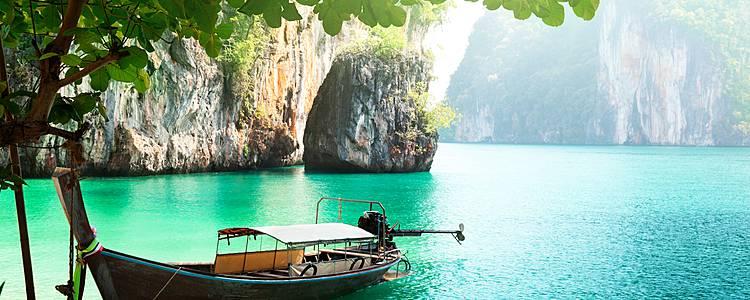 Circuit éco-responsable, de Bangkok jusqu'à Krabi